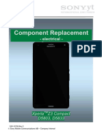 Z3 compact Component Replacement 009