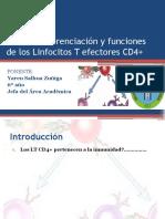Inmunologia Del Linfocito t