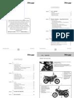 Manual de Servicio Bajaj XCD 125