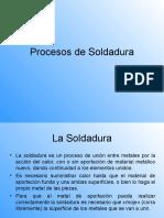 Diapositivas Proceso de Soldadura