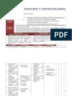 Cartel Diversificado y Contextualizad Familia y Civismo