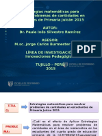 DIAPOSITIVAS  PROYECTO 2015