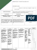 Cartel Diversificado y Contextualizado 2013