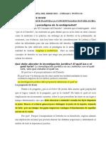 Perez Luño - Las Dificultades Que Plantea La Conceptualizacion Del Derecho