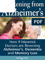 Awakening From Alzheimers