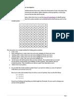 learning session four - prime number investigation