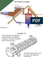 Heat Transfer Examples