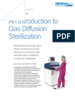 EO Penetration in Polyethylene