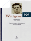 Estudio Introductorio Wittgenstein Reguera, I.