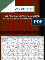 Bar schedule