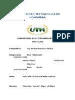 proyecto electromagnetismo