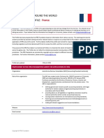 France IFRS Profile