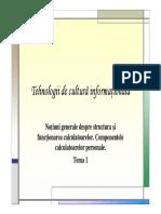Prelegerea I, Tema 1 [Режим Совместимости]