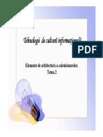 Prelegerea I, Tema 2 [Режим Совместимости]