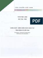 2002 - TCVN 7026 - 2002 - Binh Chua Chay Xach Tay -Tinh Nang Va Cau Tao