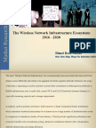 The Wireless Network Infrastructure Ecosystem