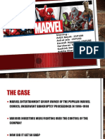 ODC - Marvel Case - Group 9 - Section D