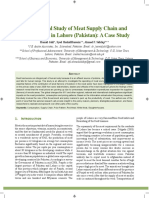 Meat Supply Chain