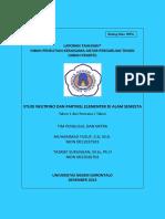 Studi Neutrino Dan Partikel Elementer Di Alam Semesta