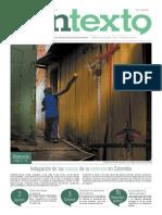 La Violencia Política en Colombia