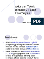 3. T CT Scan Enteroclyisis