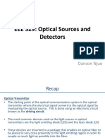Lec 4_Optical Sources and Detectors