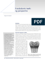 Kurtzman Restoration of Endodontically Treated Teeth