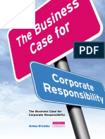 Business Case for Corporate Responsibility