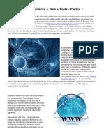 Desarrollo de ECommerce + Web + Posts - P?gina 1