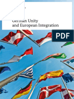 German Unity and European Integration