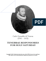 Gesualdo Tenebrae Complete