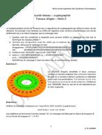 Sécurité Réseau-Cryptographie TD2