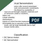DC Servomotor