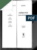 Plessner, Helmuth- Zakašnjela Nacija