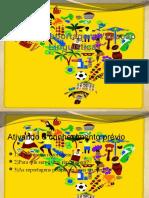 Slide Reportagem Variacao linguistica