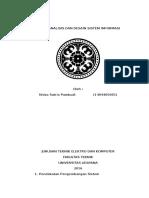 Tugas Analisis Dan Desain Sistem Informasi
