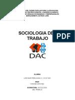 Trabajo Sociologia 2