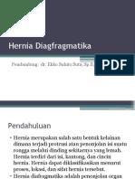 Ppt Hernia Diafragmatika