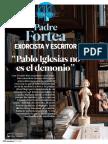 entrevista exorcista FORTEA Interviu 2016