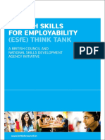 English Skills for Employability 0