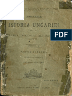 Otto Varga - Istoria Ungariei Pentru Clasele Primare