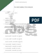 IA-09multiple and Sub Multiple Angles(45-47)