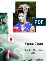 japan feudal period
