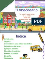 El Abecedario036
