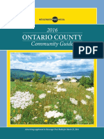 Ontario County Community Guide 2016