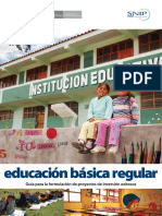 Dise No Educa c i on Basic a Regular Final