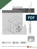 Manual Deimos BT Con Central Electronica.l