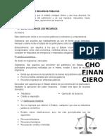 Los Recursos Públicos en Guatemala - Copia