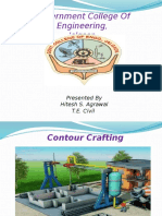 Contour Crafting Ppt