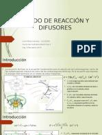 Grado de Reacción y Difusores